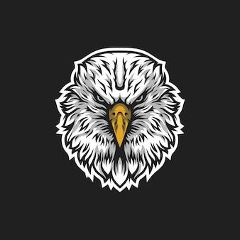 Adelaar hoofd logo