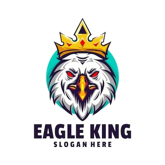 Adelaar koning logo