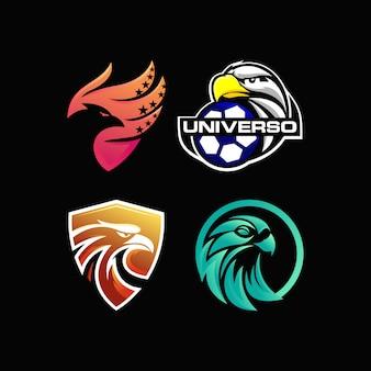 Adelaar logo ontwerp