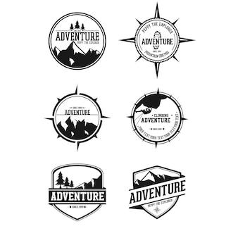 Adventur-badges
