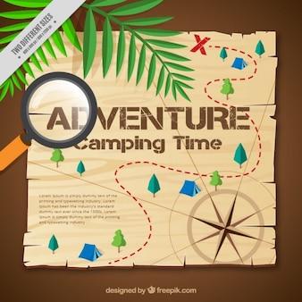 Adventure kaart