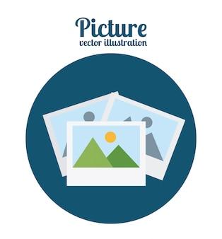 Afbeelding pictogram