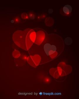 Afbeelding valentines achtergrond