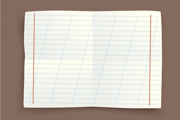 Afbeelding van gescheurd papier