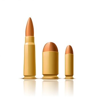 Afbeelding van kogels
