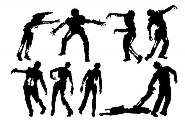 Afbeelding van zombies