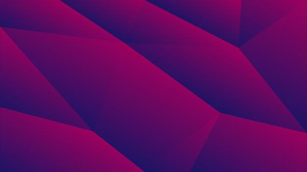 Afmetingen paars verloop moderne abstracte achtergrond