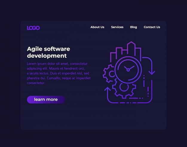 Agile softwareontwikkeling
