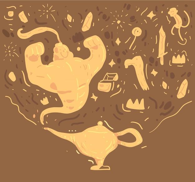 Aladdin-lamp