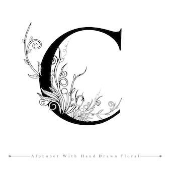 Alfabet letter c