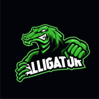 Aligator esport-logo