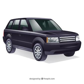 All-terrain auto