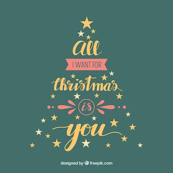 Alles wat ik wil voor kerstmis, ben jij