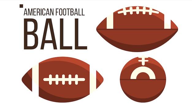 American football-bal
