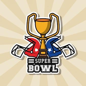 American football bowl-toernooi