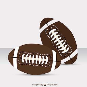 American football gratis template