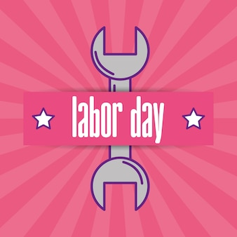 Amerikaanse dag van de arbeid