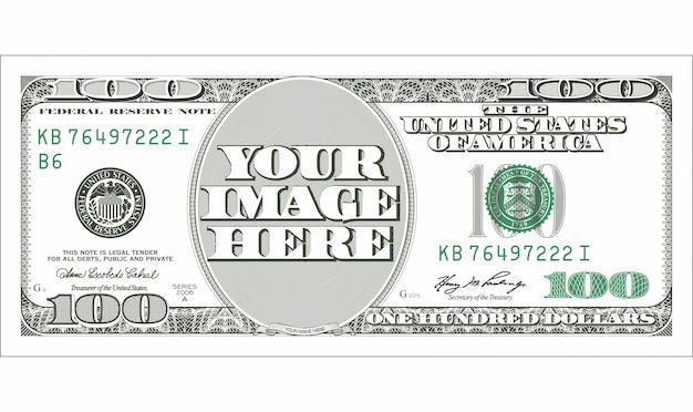Amerikaanse dollar bill