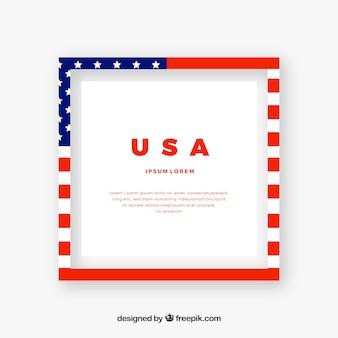 Amerikaanse frame