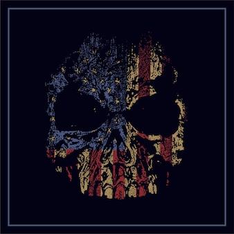 Amerikaanse schedel