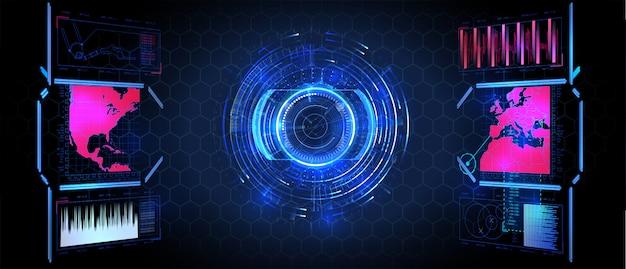 Analysegegevens en investeringen. analysegegevens op isometrische laptop. online statistieken en data-analyse. digitale geldmarkt, investeringen, financiën en handel.