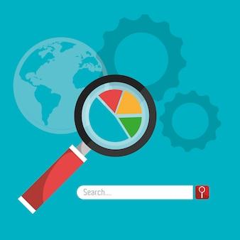 Analytics-zoekinformatie