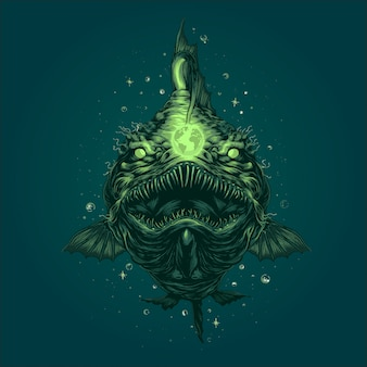 Anglearth vis
