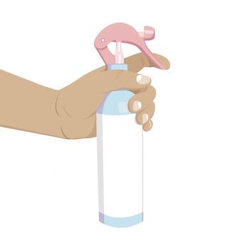 Antibacteriële desinfecterende spray