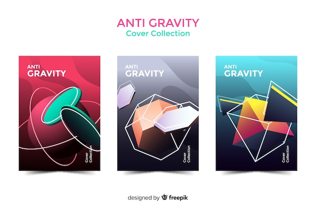 Antigravity cover collection