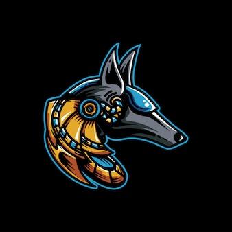 Anubis esport-logo