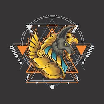 Anubis ontwerp 2