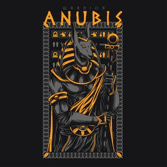 Anubis warrior