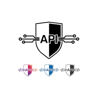 Api pictogram vector