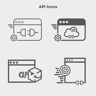 Api-pictogrammen