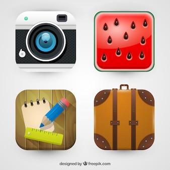 App iconen