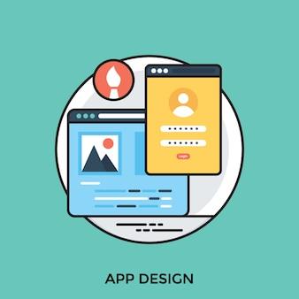 App ontwerp