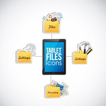 App-pictogrammen