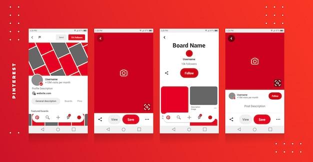 App-sjabloon