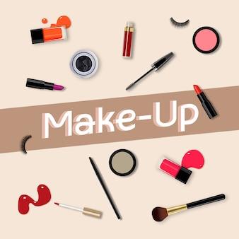 Apparatuur voor make-upwerktuigen