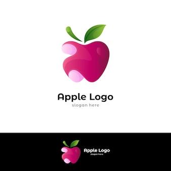 Apple-logo sjabloon