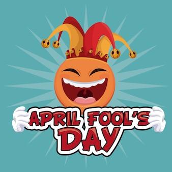 April dwazen dag aangename viering