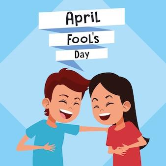 April dwazen dag cartoon