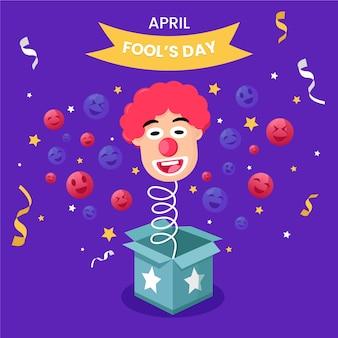 April dwazen dag ontwerp