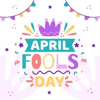 April dwazen dag tekenen