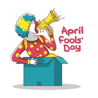 April fools 'day