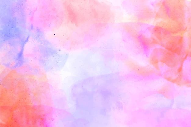 Aquarel abstracte kleurrijke achtergrond