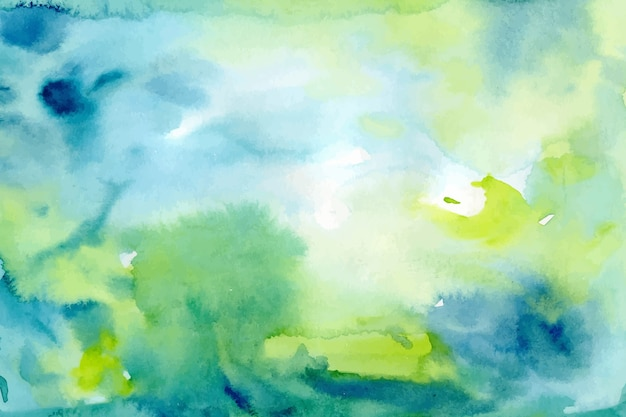 Aquarel achtergrond concept