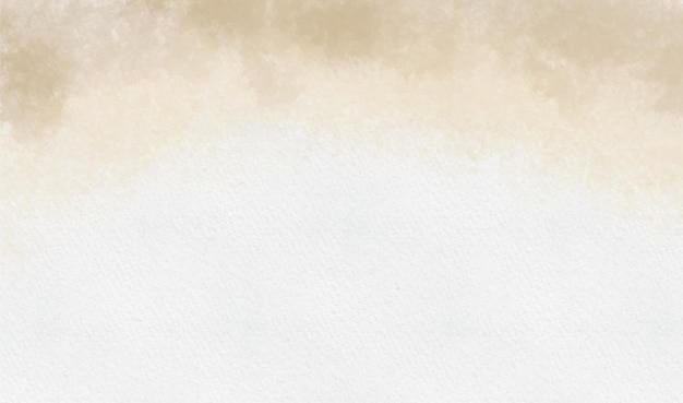 Aquarel achtergrond in aardetinten