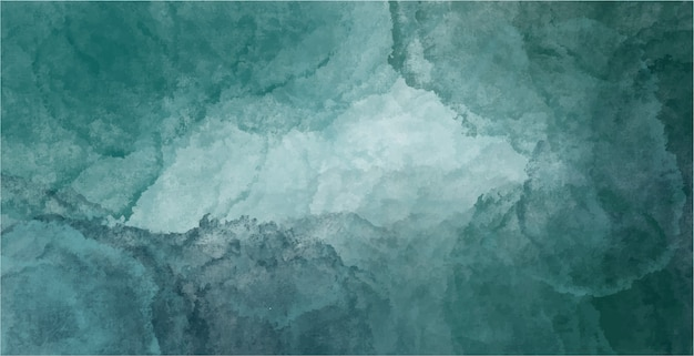 Aquarel foggy achtergrond