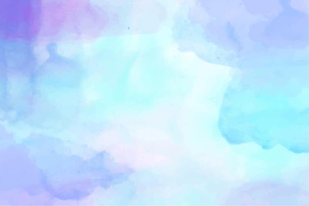 Aquarel hand getekende achtergrond